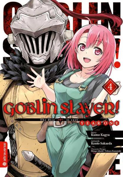 Goblin Slayer Year One 04