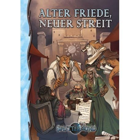 Splittermond - Alter Friede, neuer Streit