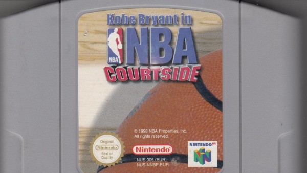 NBA Courtside - MODUL