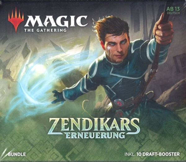 Zendikar Rising Bundle dt.