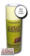 Army Painter - Base Primer - Matt White Spray (400ml)