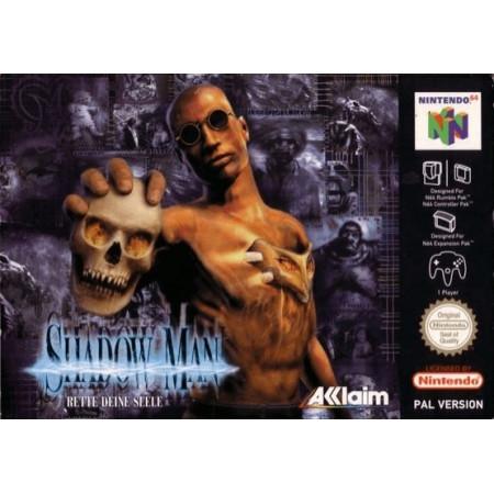 Shadow Man: Rette deine Seele CIB