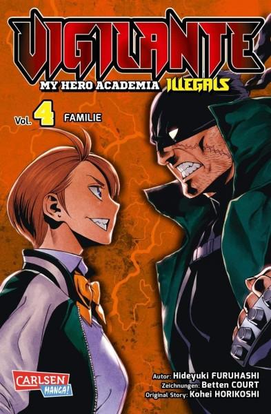 Vigilante My Hero Academia Illegals 04