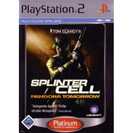 Splinter Cell Pandora Tomorrow - Platinum