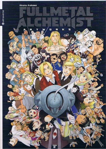 Fullmetal Alchemist  - Artworks