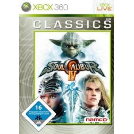 Soul Calibur IV - Classics **