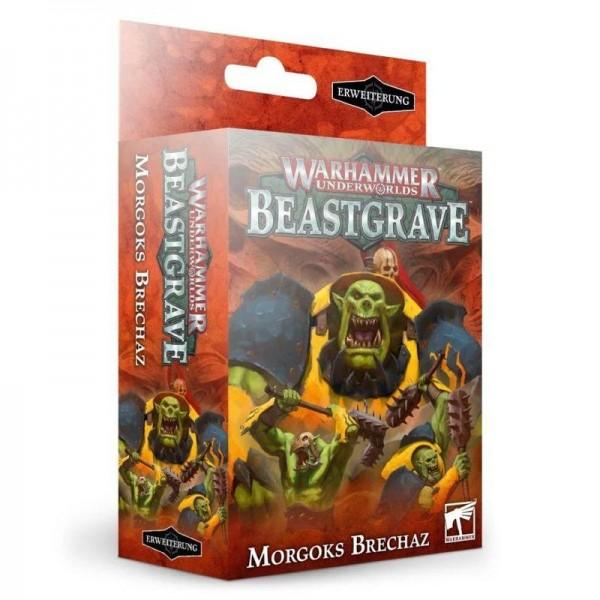 Wh Underworlds: Morgoks Brechaz (Deu) (110-88-04)
