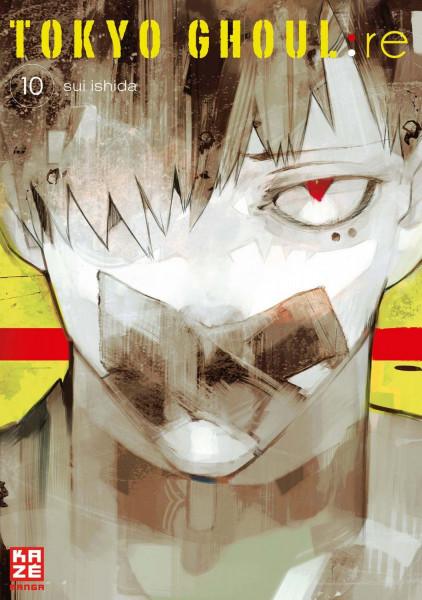 Tokyo Ghoul RE 10