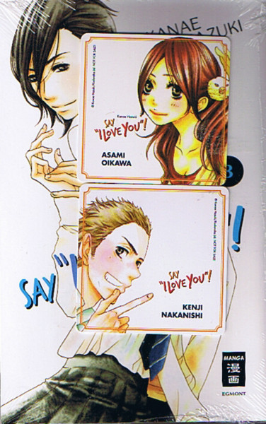 Say I love you! 03