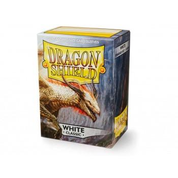 Dragon Shield Card Sleeves White (100)