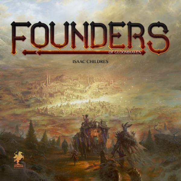 Founders of Gloomhaven engl.
