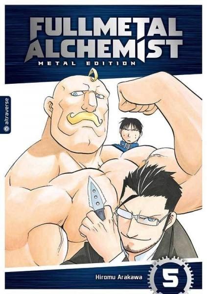 Fullmetal Alchemist  - Metal Edition - 05