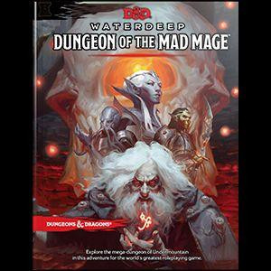 D&D RPG - Dungeon of the Mad Mage engl.