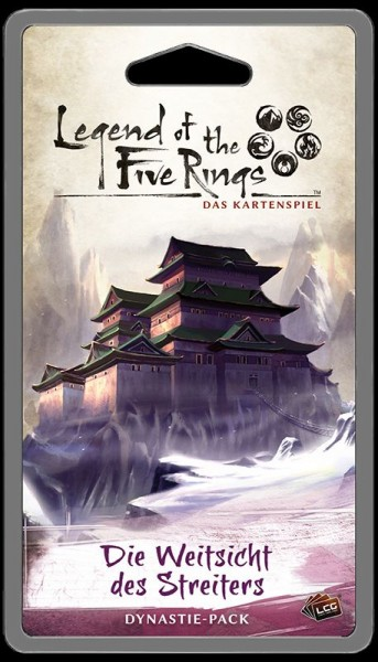 Legend of the 5 Rings LCG - Die Weitsicht des Streiters
