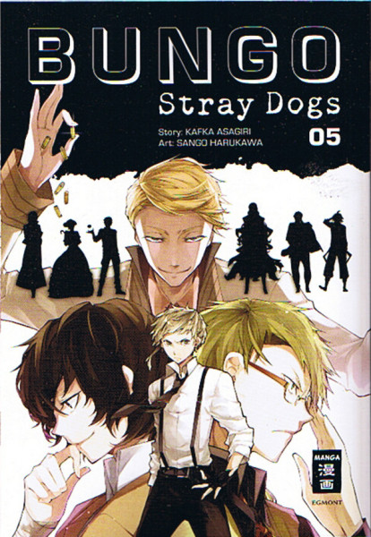 Bungo - Stray Dogs 05