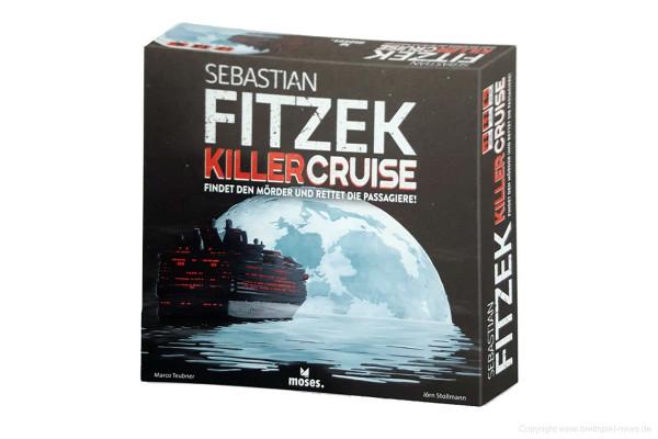 Sebastian Fitzek - Killer Cruise