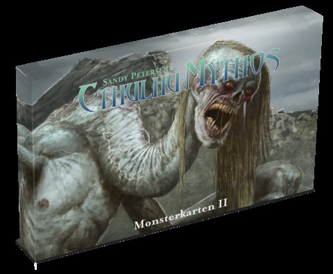 Sandy Petersen´s: Cthulhu Mythos Karten - Monster II