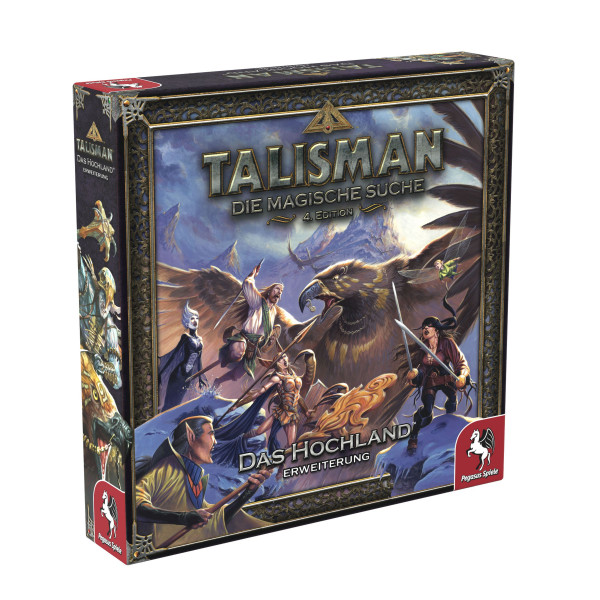 Talisman - Das Hochland 4. Ed.