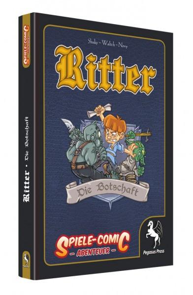 Spiele-Comic Abenteuer: Ritter #2 Die Botschaft