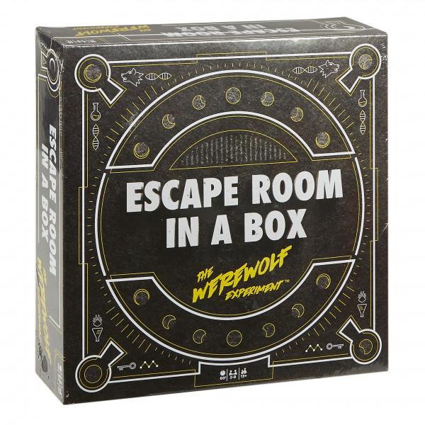 ESCAPE in a Box Werwolf Experiment Spiel