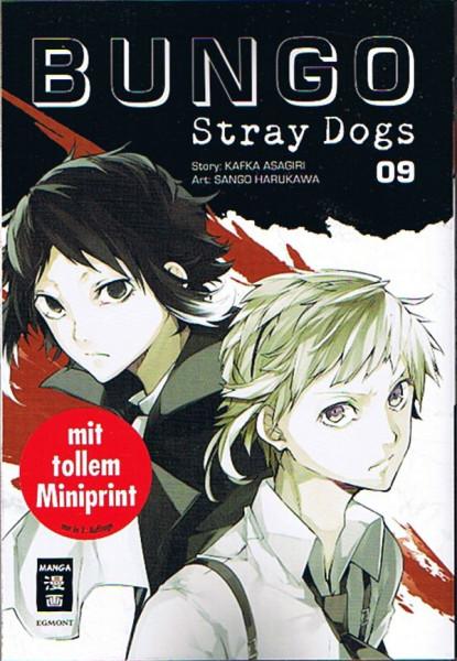 Bungo - Stray Dogs 09