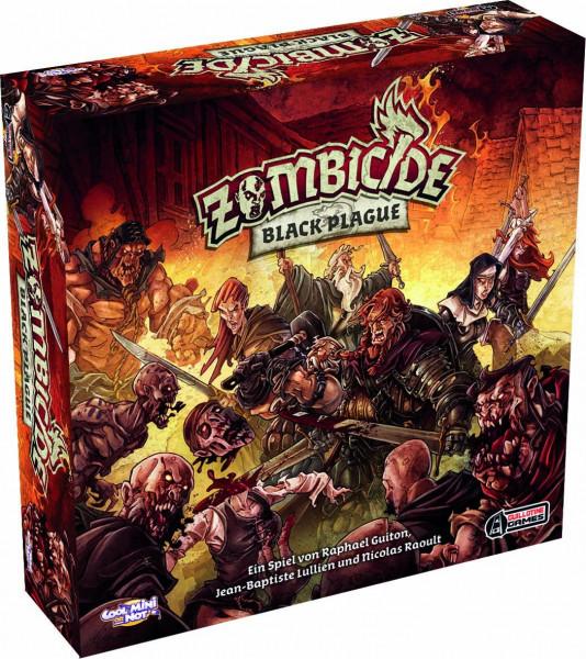 Zombicide - Black Plague - Grundspiel de