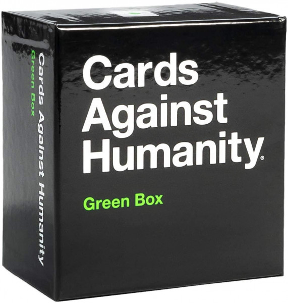 Cards Against Humanity Green Box EN