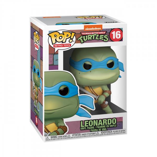 Pop! Cartoons: TMNT - Leonardo