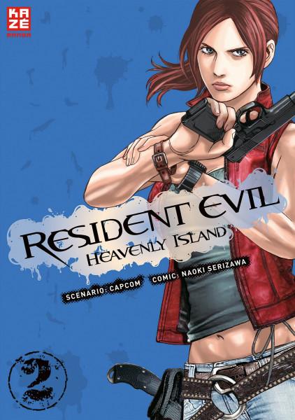 Resident Evil - Heavenly Island  02