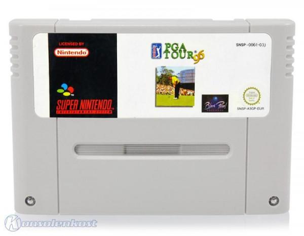 PGA Tour 96 - MODUL (Super Nintendo, gebraucht) **