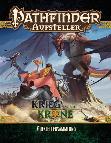 Pathfinder: Krieg um die Krone - Aufstellersammlung