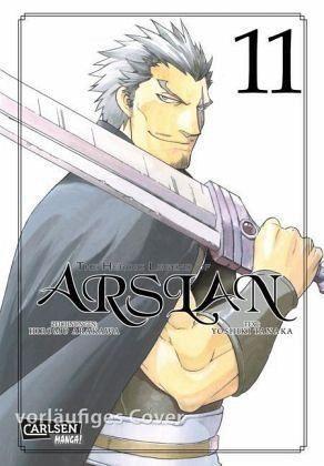The Heroic Legend of Arslan 11
