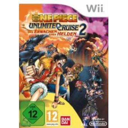 One Piece Unlimited Cruise 2: Das Erwachen eines Helden (Wii, NEU)