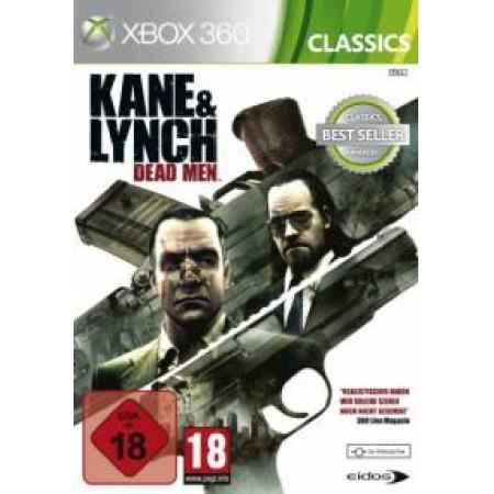 Kane & Lynch: Dead Men - Classics **