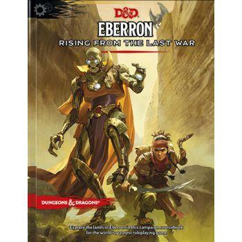 D&D RPG - Eberron: Rise from the last war