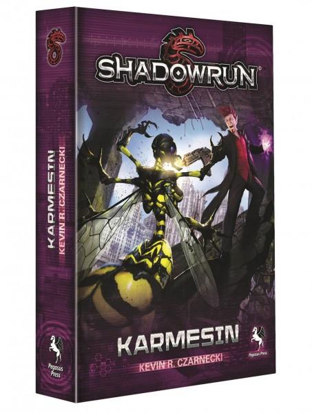 Shadowrun Roman: Karmesin