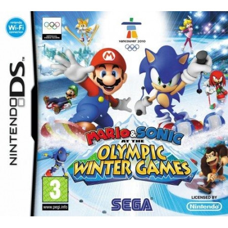 Mario & Sonic at the Olympic Winter Games - MODUL **
