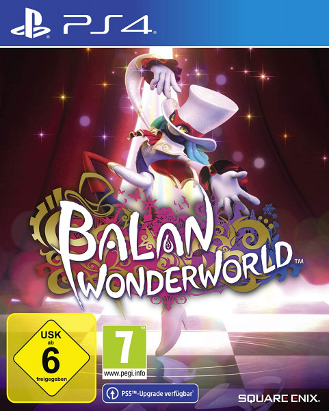 BALAN WONDERWORLD *