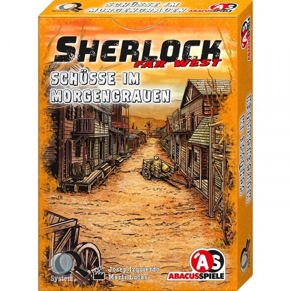 Sherlock Far West – Schüsse im Morgengrauen