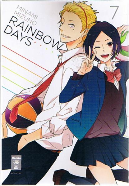 Rainbow Days 07