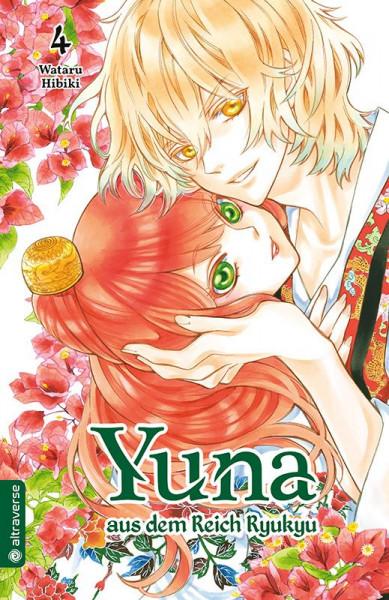 Yuna aus dem Reich Ryukyu # 04