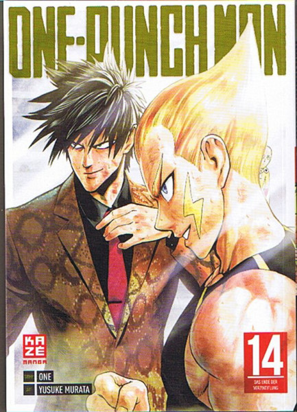 One-Punch Man 14