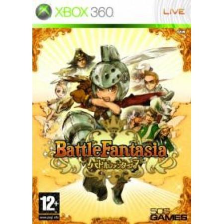 Battle Fantasia **