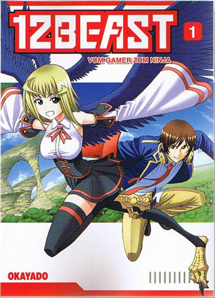 12 Beast - Vom Gamer zum Ninja Band 01