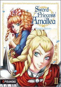 Sword Princess Amaltea 02
