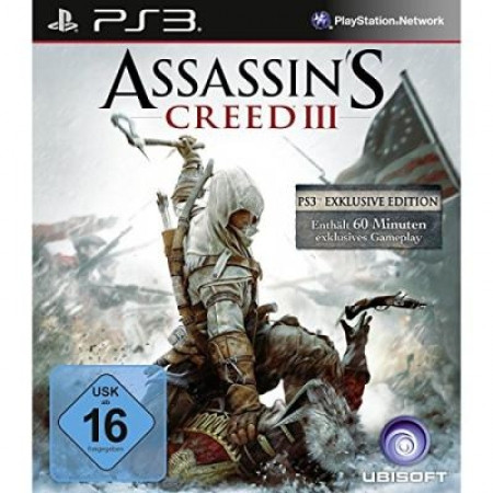 Assassins Creed III - Bonus Edition