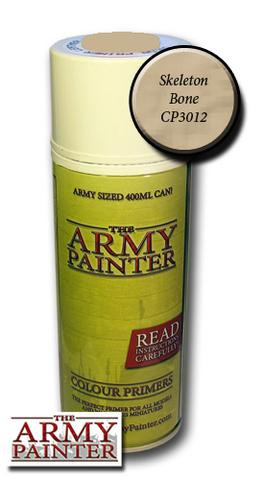 Army Painter  Primer: Skeleton Bone Spray (400ml)