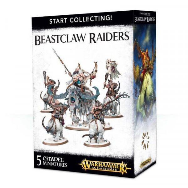 Start Collecting! Beastclaw Raiders (70-86)