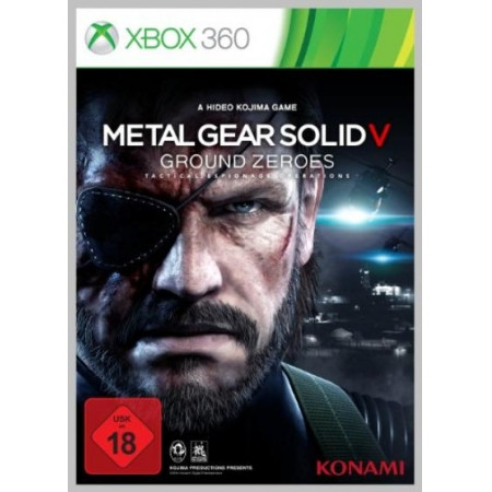 Metal Gear Solid V: Ground Zeroes (OA) **