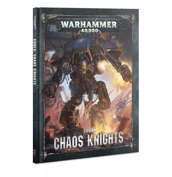 Codex: Chaos Knights (Hb) (Deutsch) (43-18-04)